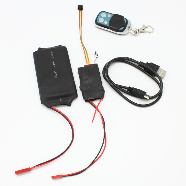 DIY Spy Camera 2