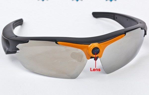 Eyewear Sunglasses Camera