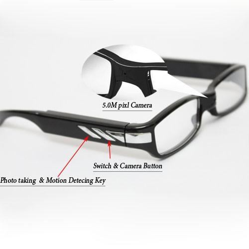 Glasses camera DVR 2