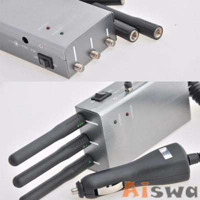 315/433 mhz car remote control jammer | Car Remote Block device