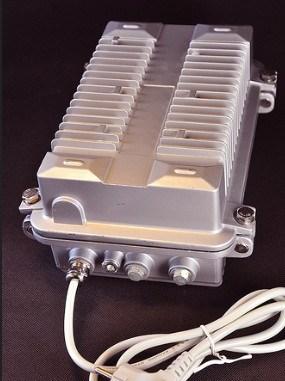 Powerful 50W 2.4GHz and 5.8GHz blocker WiFi Jammer