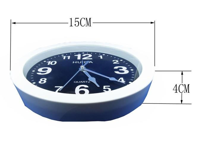 Round alarm clock 1