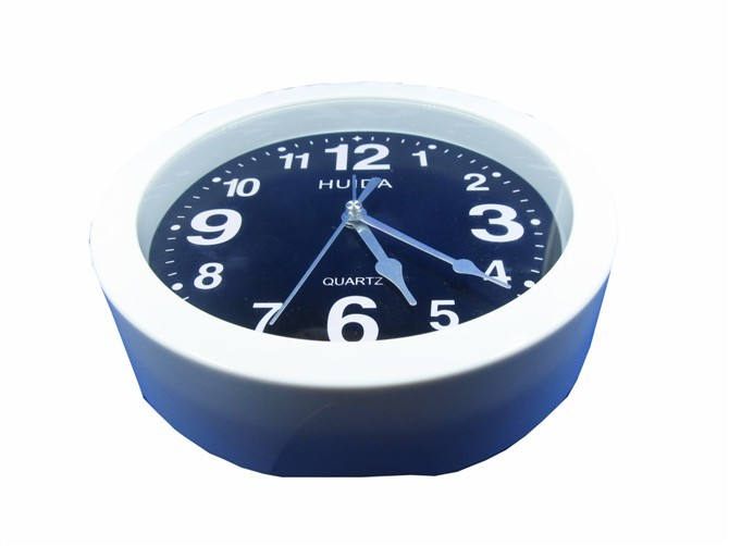 Round alarm clock 3
