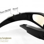 Skiing Spy Sunglasses