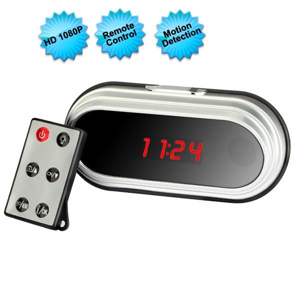 Spy Clock Camera 4