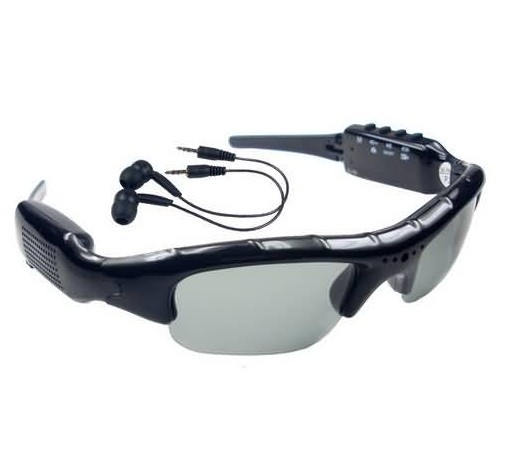 Sunglasses Hidden Camer 4