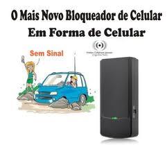 Bloqueador Celular 3G 3