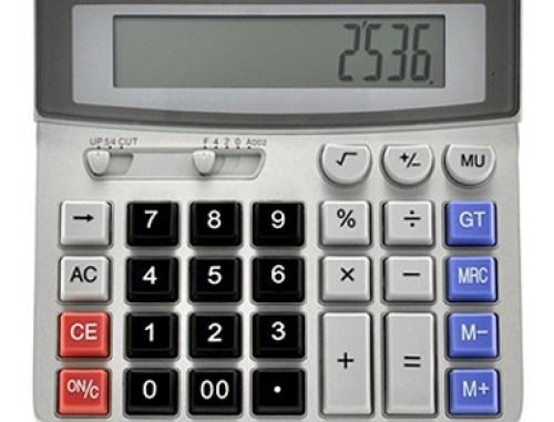 Calculator GSM Bug