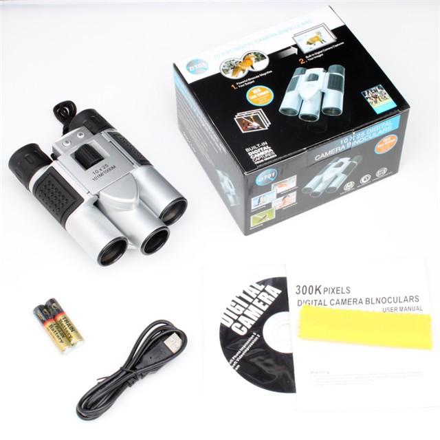 Digital Binocular Camera 2