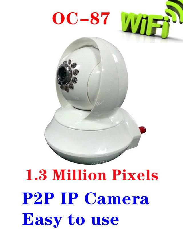 HD 1.3MP IP Camera