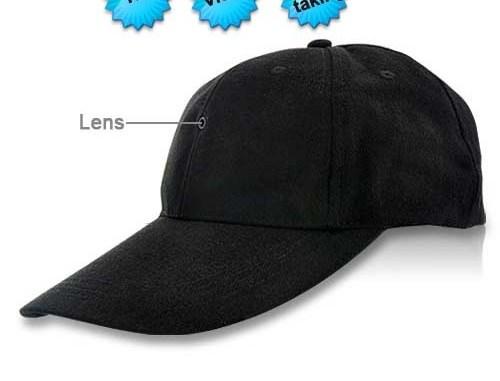 Hat Hidden Camera