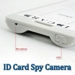 ID card hidden camera