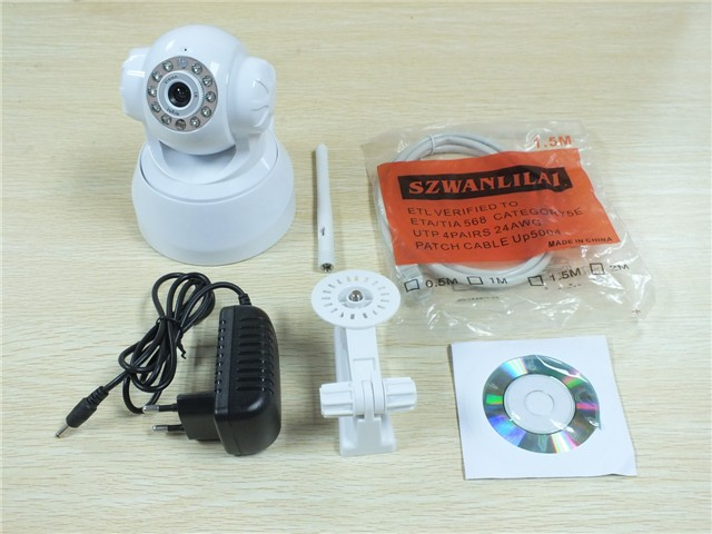IP Camera Wifi  1