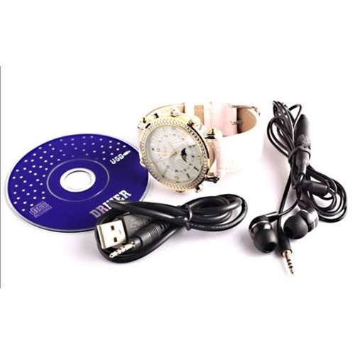 Lady's spy watch camera 2
