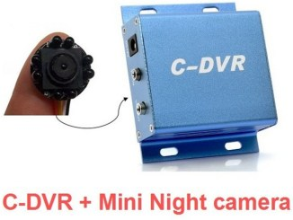 Mini Security DVR