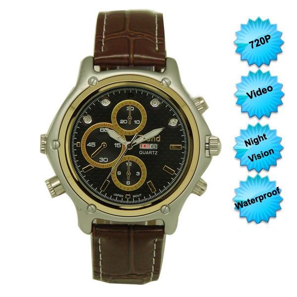 Mp3 watch camera