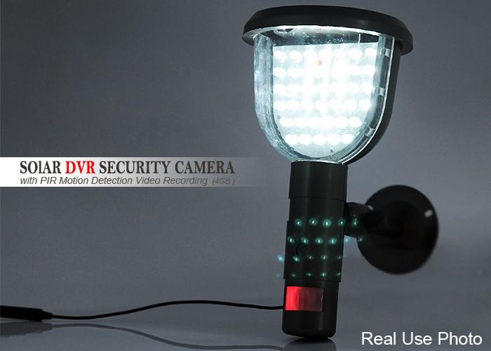 PIR Home security camera 4