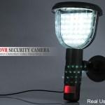 PIR Home security camera