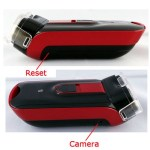 Shaver Hidden Mini DVR camera