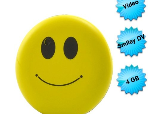 Smiley Face Clip