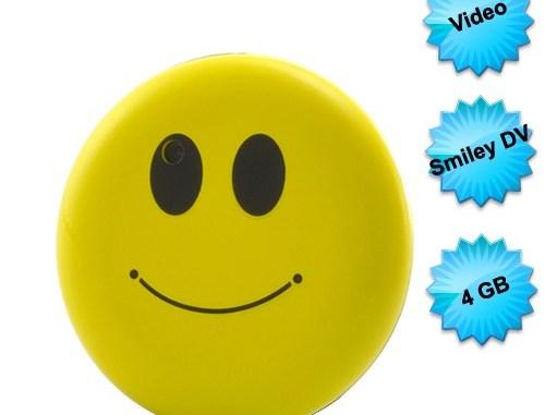 Smiley Face Clip