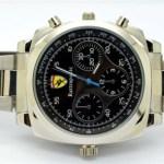 Steel Chain Watch Camera