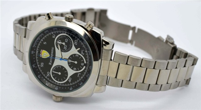 Steel Chain Watch Camera 4