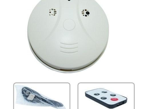 Waterproof Smoke Detector