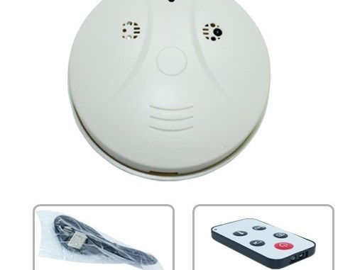 Waterproof Smoke Detector