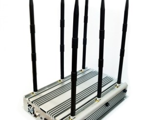 Adjustable 70W Powerful Jammer 2G 3G 4G Phone Jammer for 100 Meters