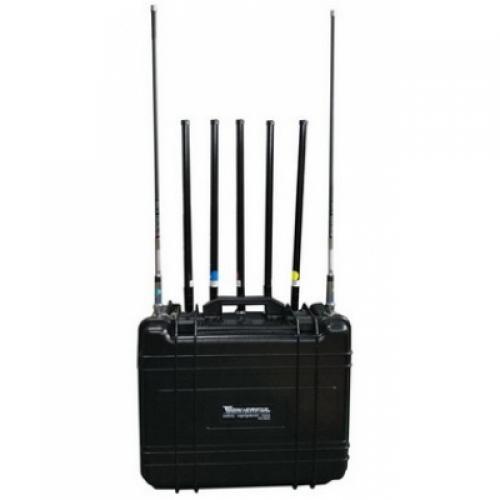 LOJACK UHF VHF WIFI JAMMER