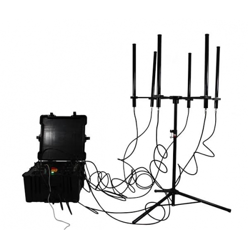 QUADCOPTERS DRONES PORTABLE JAMMER