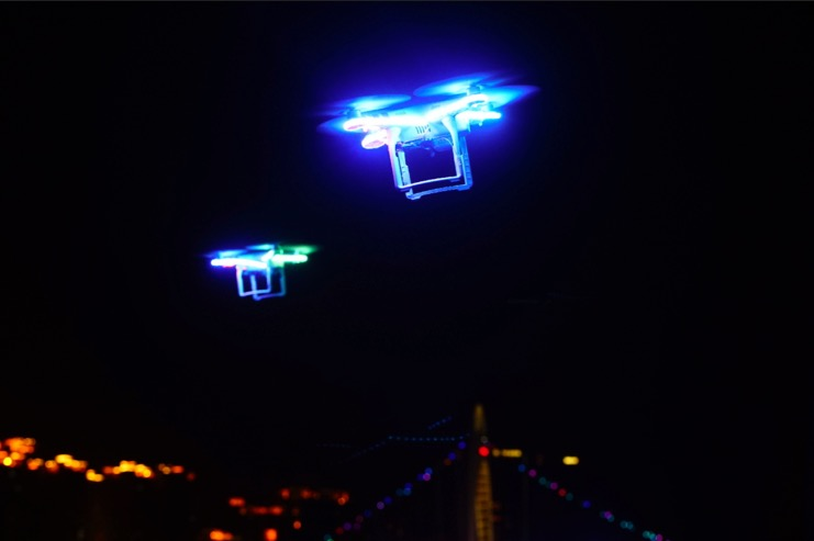 About the Jamming Technology of the Drones