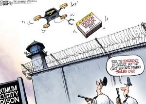 prison-drone