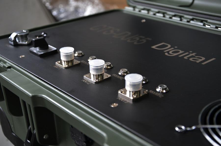 Anti jammer gsm - 6 Antennas GSM Jammer