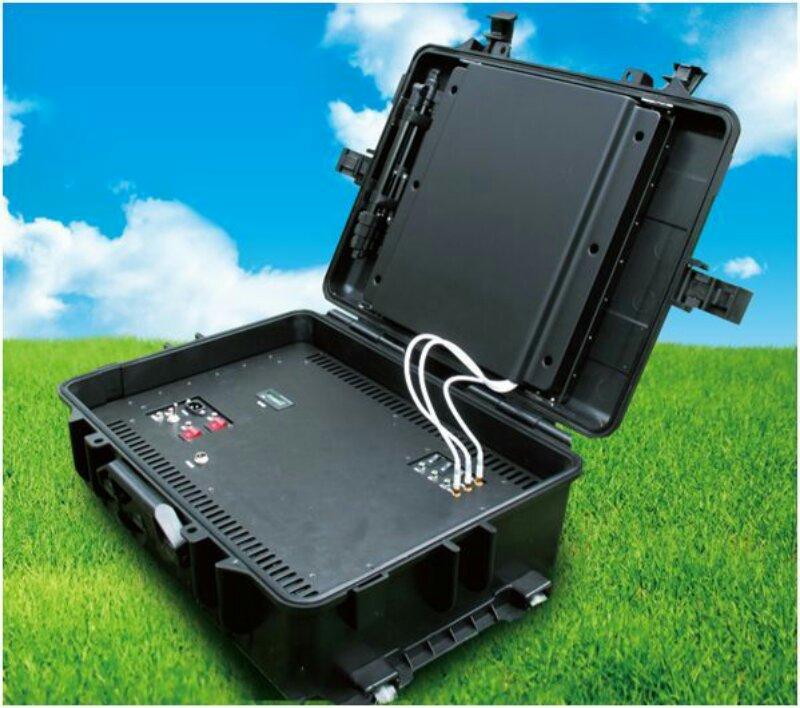Super long range 20KM  Digital GPS GLONASS Jammer for drones