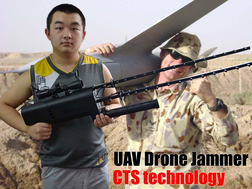 drone jammer gun digtal