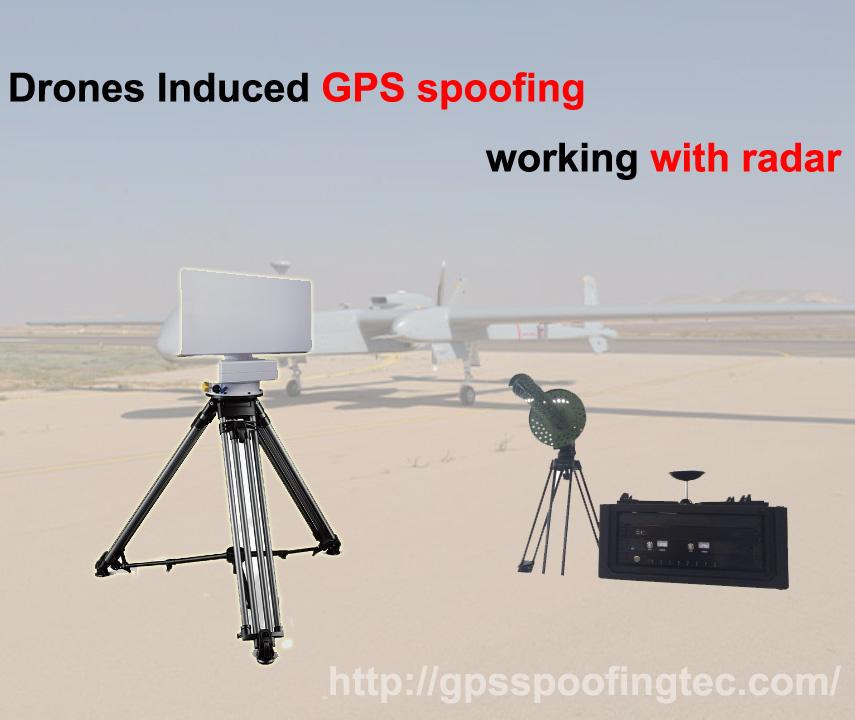gps spoofing radar
