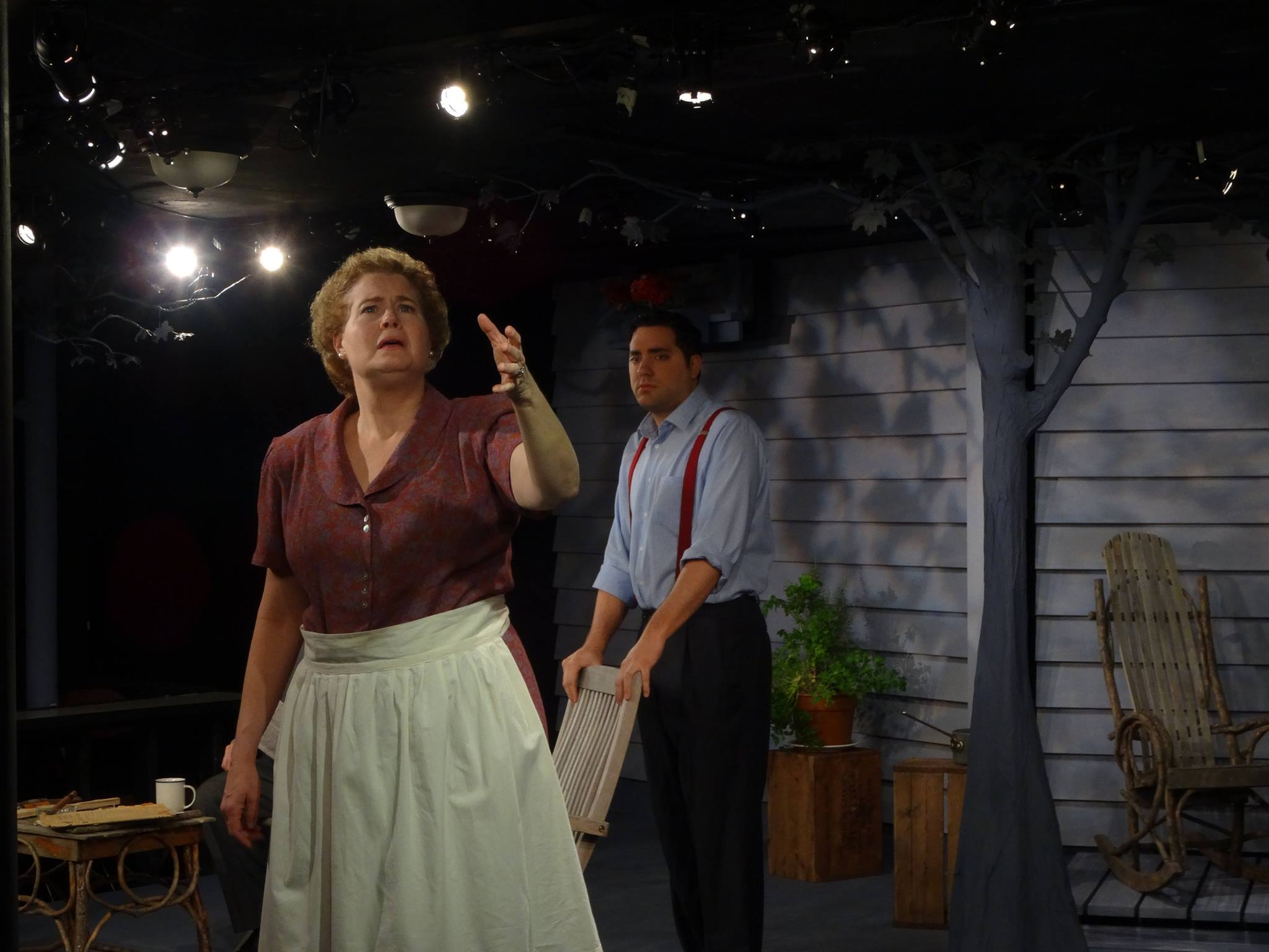 All My Sons Opens At Curtain Call Stamford Connecticut March 6th