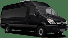 luxury van in ct