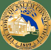 Salem Bicentennial Coin logo