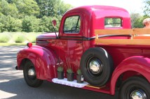 1946 restored Ford Pick-up