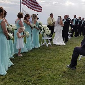 CT Weddings Ceremony Production