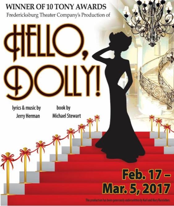 hello dolly ctx live theatre