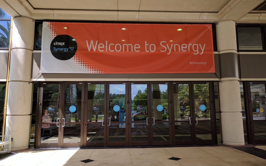 Citrix Synergy Packing Guide 2017