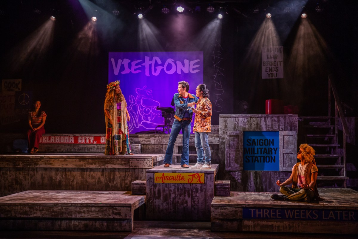 Vietgone is bring-the-house-down good