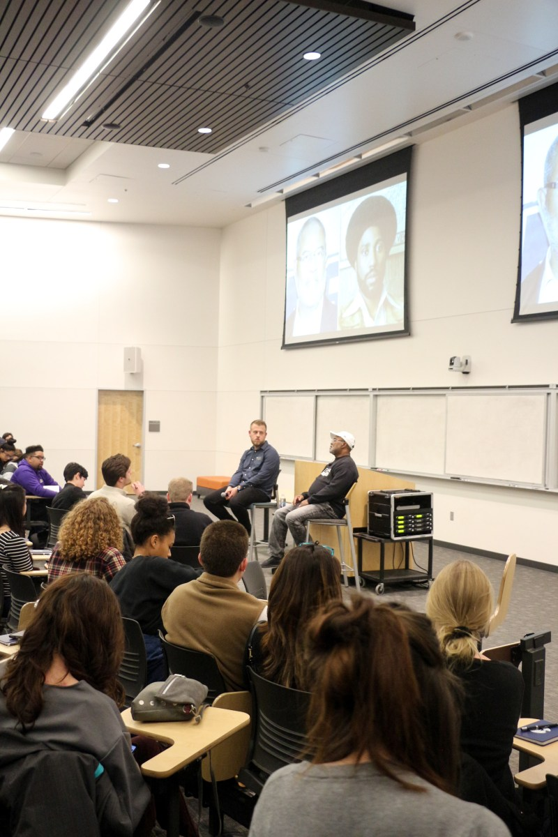 """Black Klansman"" Ron Stallworth visits CU Denver"