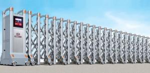 Lắp đặt cửa cổng tự động tại Bình Dương