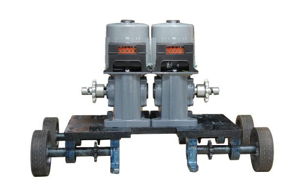 Motor khong duong ray baisheng BS 450w - Sửa Chữa Motor cửa cổng xếp