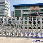 Sửa cửa cổng xếp tại Đồng Nai
